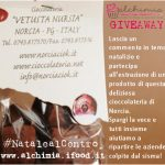 Giveaway solidale #NatalealCentro
