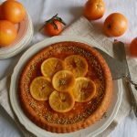 Crostata morbida all'arancia