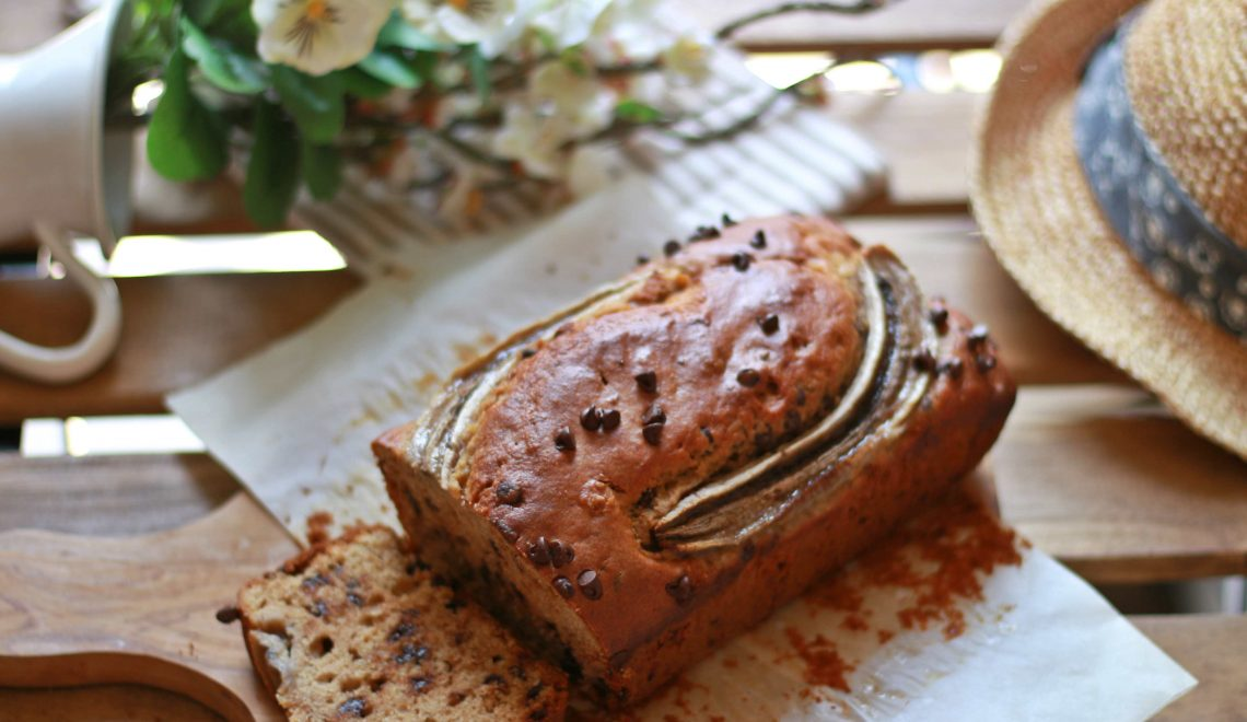 banana bread farro
